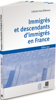 Couverture immigrés et descendants d'immigrés en France