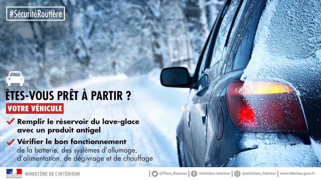 Êtes-vous prêt à partir   Votre véhicule   Sur la route en hiver   Sécurité  routière   Infographies   Images   MI - Immigration, asile, ... 22418aa0543b