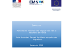 Étude du REM : Parcours des ressortissants de pays tiers vers la nationalité / Pathways to citizenship for third-country nationals in France
