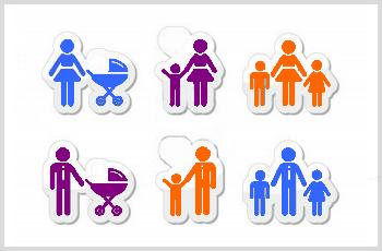 Rencontre entre familles monoparentales
